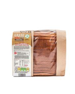 Gradz Bakery - Gluten Free White Bread with Pumpkin Seeds - 6 x 400g (Min 3 DSL)