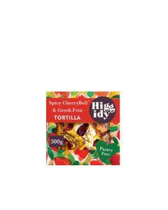 Higgidy - Cherrybell, Spinach & Feta Tortilla (4 min DSL) - 4 x 300g