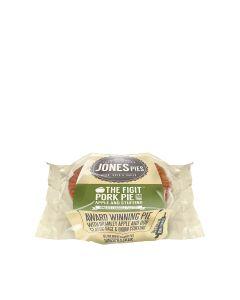 Jones Pies - Pre Pack Small Figit Pie (bagged) - 6 x 160g (Min 5 DSL)