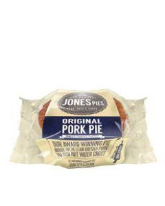 Jones Pies - Original Pork Pie (5 min DSL) - 6 x 450g