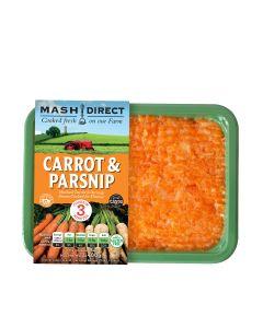 Mash Direct - Carrot & Parsnip Mash (8 min DSL) - 6 x 400g