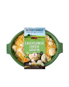 Mash Direct - Cauliflower Cheese Gratin - 6 x 350g (Min 6 DSL)