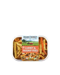 Mash Direct - Carrot & Parsnip Fries (6 min DSL) - 6 x 300g