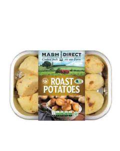 Mash Direct - Roast Potatoes - 6 x 400g (Min 5 DSL)
