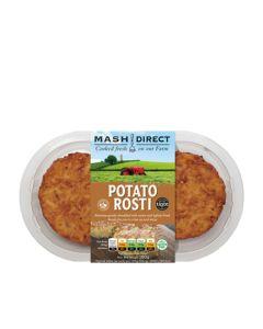Mash Direct - Potato Rosti - 6 x 180g (Min 5 DSL)