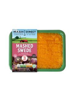 Mash Direct - Mashed Swede - 6 x 400g (Min 8 DSL)
