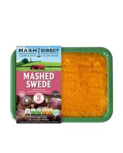 Mash Direct - Mashed Swede (8 min DSL) - 6 x 400g