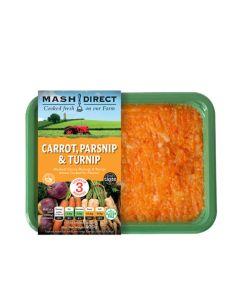 Mash Direct - Carrot Parsnip & Turnip Mash - 6 x 400g (Min 8 DSL)
