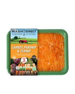 Mash Direct - Carrot Parsnip & Turnip (8 min DSL) - 6 x 400g