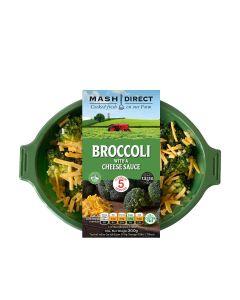 Mash Direct - Broccoli in Cheese Sauce - 6 x 300g (Min 6 DSL)