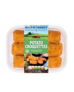 Mash Direct - Potato Croquettes - 6 x 300g (Min 7 DSL)