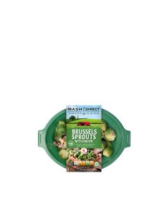 Mash Direct - Brussels Sprouts with Bacon (8 DSL)  - 6 x 280g