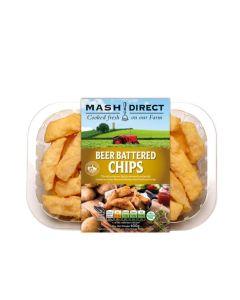 Mash Direct - Beer Battered Chips - 6 x 400g (Min 6 DSL)
