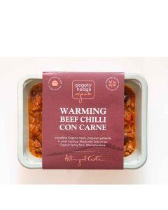 Pegoty Hedge - Organic Chilli Con Carne - 6 x 320g (Min 7 DSL)