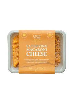 Pegoty Hedge - Organic Macaroni Cheese - 6 x 350g (Min 7 DSL)