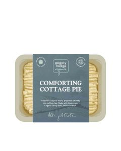 Pegoty Hedge - Organic Cottage Pie for Two - 3 x 880g (Min 7 DSL)