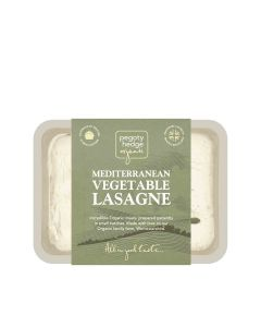 Pegoty Hedge - Organic Vegetable Lasagne for Two - 3 x 800g (Min 7 DSL)
