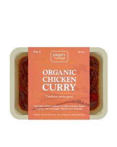Pegoty Hedge - Organic Chicken Curry - 6 x 320g (Min 7 DSL)