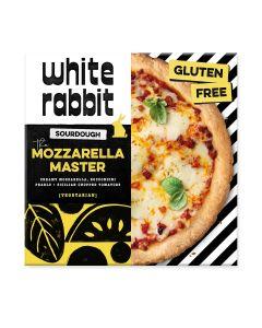 The White Rabbit Pizza Co. - The Mozzarella Master Gluten Free Pizza  (6 min DSL) - 4 x 372g