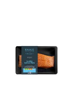 Ramus Fresh - Scottish Salmon Portions - 4 x 240g (Min 6 DSL)