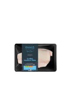 Ramus Fresh - Scottish Haddock Fillets - 4 x 240g (Min 6 DSL)