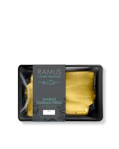 Ramus Seafood - Smoked Haddock Fillets - 4 x 200g (Min 4 DSL)