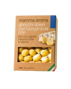 Mamma Emma - Gorgonzola DOP Filled Gnocchi - 5 x 350 (Min 43 DSL)