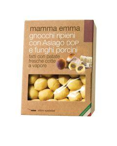 Mamma Emma - Asiago & Porcini Gnocchi - 5 x 350 (Min 43 DSL)