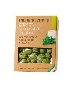 Mamma Emma - Ricotta & Spinach Gnocchi - 5 x 400 (Min 43 DSL)