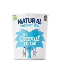 Coconut Collaborative - Natural Coconut Dairy Free Yoghurt (15 min DSL) - 6 x 350g