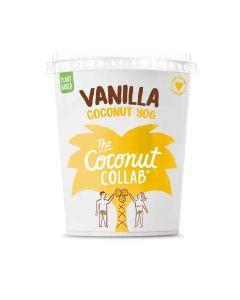Coconut Collaborative - Vanilla Dairy Free Yoghurt (15 min DSL) - 6 x 350g