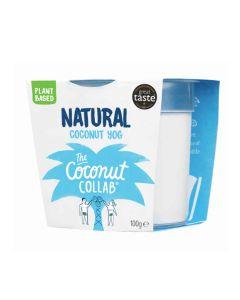 Coconut Collaborative - Small Coconut Dairy Free Yoghurt (15 min DSL) - 6 x 120g
