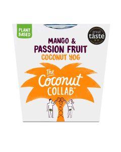 Coconut Collaborative - Small Mango & Passionfruit Dairy Free Yogurt (15 min DSL) - 6 x 120g