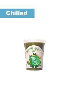 Tideford Organics - Healthy Greens Soup (14 min DSL)- 6 x 600g