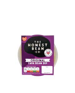 The Honest Bean Co - Fava Bean Dip Original - 6 x 200g (Min 9 DSL)