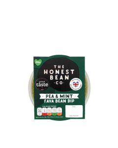 The Honest Bean Co - Fava Bean Dip Pea & Mint - 6 x 200g (Min 6 DSL)