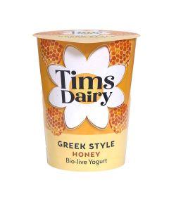 Tims Dairy - Greek Style Honey Yogurt - 6 x 450g (Min 16 DSL)