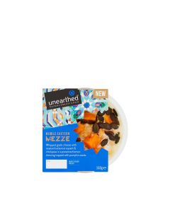Unearthed - Mezze Whipped Goats Cheese Butternut Squash - 6 x 160g (Min 19 DSL)