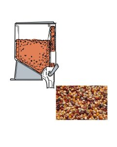 Zaramama - Mixed Popcorn Kernels - 1 x 5kg