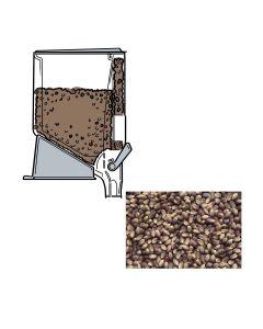 Zaramama - Midnight Blue Popcorn Kernel - 1 x 5kg