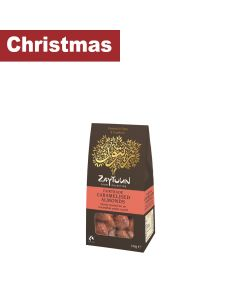 Zaytoun - Fairtrade caramelised almonds - 6 x 140g