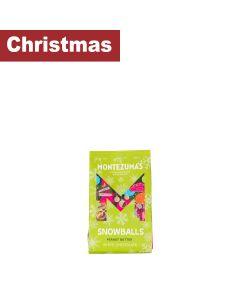 Montezuma's - Snowballs Peanut Butter White Chocolate  - 7 x 150g