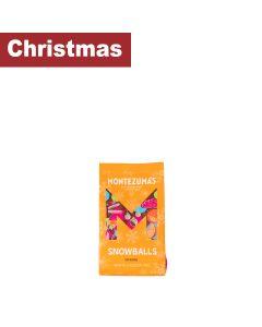 Montezuma's - Snowballs Orange White Chocolate - 7 x 150g