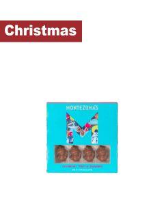 Montezuma's - Cranberry Truffle Snowmen Milk Chocolate - 10 x 110g