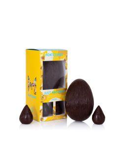 Montezuma's - Just Hatched Dark Chocolate Giant Egg with 2 Dark Choc Chicks - 2x600g