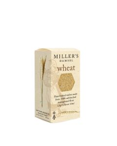 Artisan Biscuits - Miller's Wheat Wafers - 12 x 125g