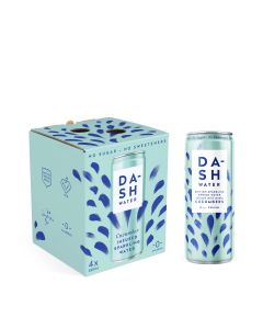 Dash Water - Cucumber Multipack - 6 x 4 x 330ml