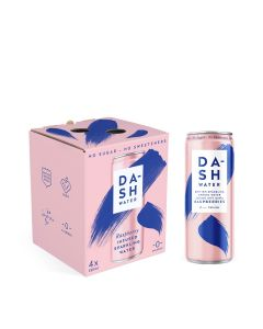 Dash Water - Raspberry Multipack - 6 x 4 x 330ml