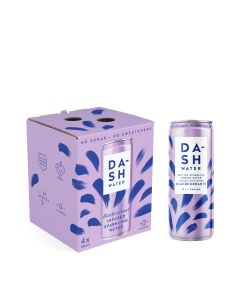 Dash Water - Blackcurrant Multipack - 6 x 4 x 330ml