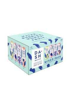 Dash Water - Variety Pack - 16 x 330ml